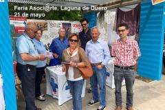2. Visita del Alcalde y Concejales.