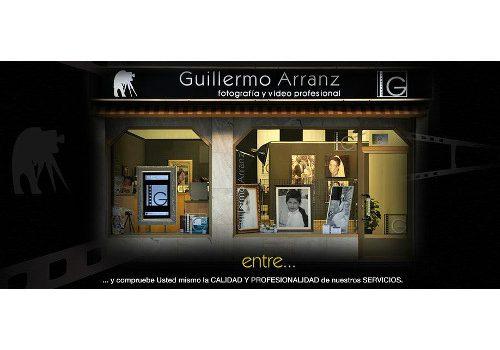GUILLERMO ARRANZ Fotografía y Vídeo Profesional