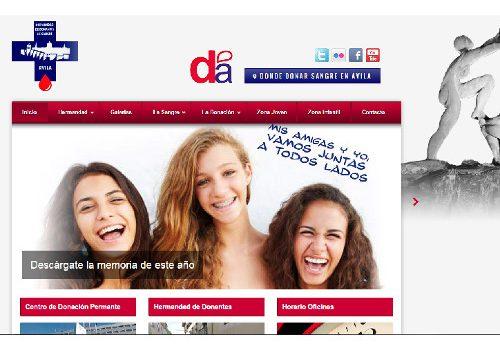 Hermandad de Donantes de Sangre de Ávila