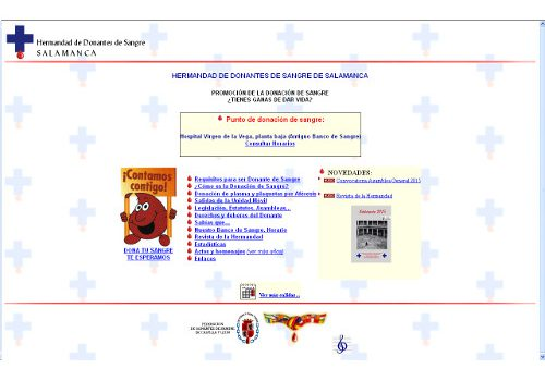 Hermandad de Donantes de Sangre de Salamanca
