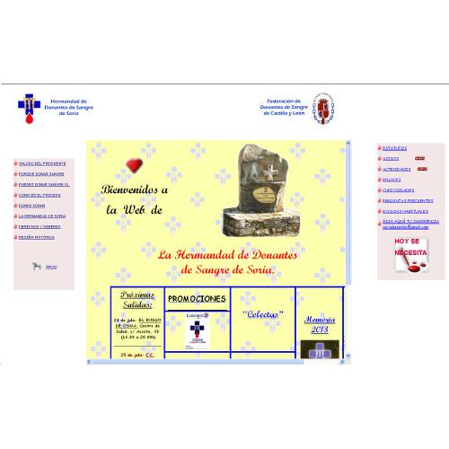 Hermandad de Donantes de Sangre de Soria