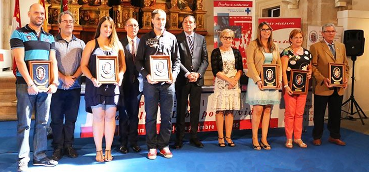 """Premios """"Castilla y León por la Vida"""""""