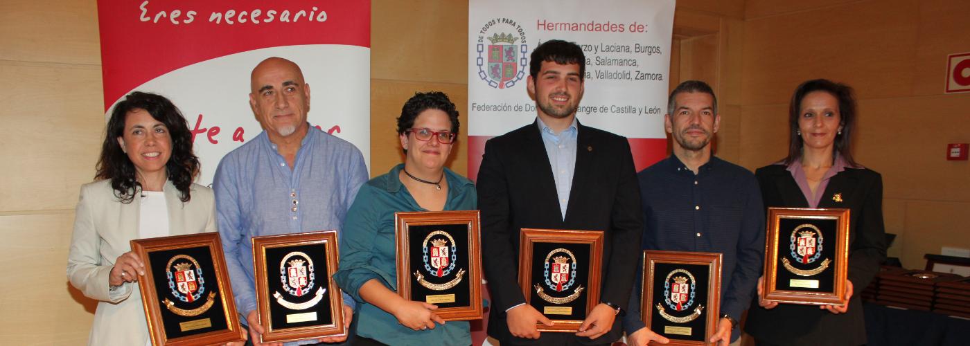 """Premios \""""Castilla y León por la Vida\"""""""