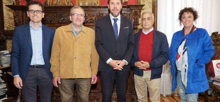 Firma de convenio con el Ayuntamiento de Valladolid