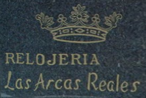 JOYERÍA RELOJERÍA LAS ARCAS REALES