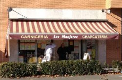 CHARCUTERÍA-ALIMENTACIÓN LOS MANJARES