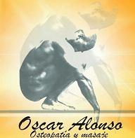OSCAR ALONSO, OSTEOPATIA Y MASAJE