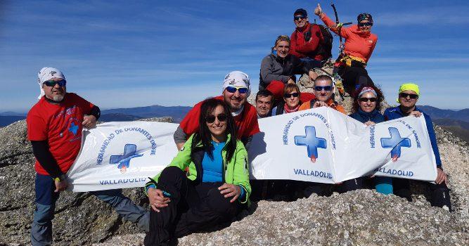 12 meses 12 picos, Pico de Urbión, Soria, 2228 m.